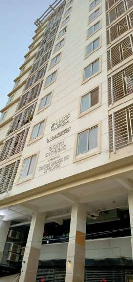 Sami classic block F 3bed d d north nazimabad flat for salele