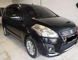 Suzuki Ertiga GL AT 2013 Hitam Metalik