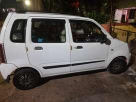 Maruti Suzuki Wagon R 2009 Petrol Good Condition and alloy wheel