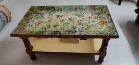 High quality Sofa Tea Table (Sagwan/sandalwood)