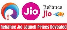 Urgent Hiring in Jio Reliance