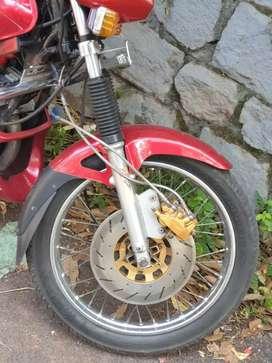 Yamaha  rxz rd 350 imported disk assembly