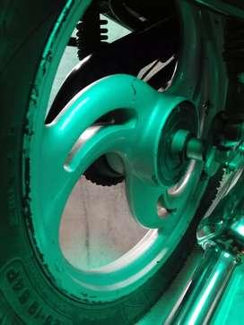 Rado alloy wheel