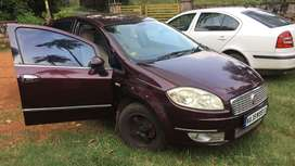 Fiat linea4th owner
