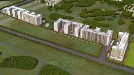 1 ,2,3bhk big carpets apartment for sale at dhanori