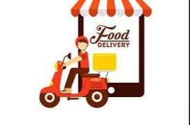 Food delivery boys- Salary upto 20k- No charges