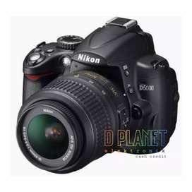 Yuk DiCicil Nikon D5000 Kit 18-55mm Diproses Secara Instan