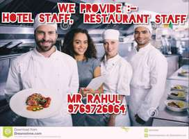 Fast Food Staff // Snacks Center Staff // Catering Staff In Pune