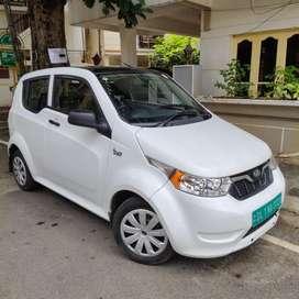 Mahindra e2o plus Others, 2018, Electric
