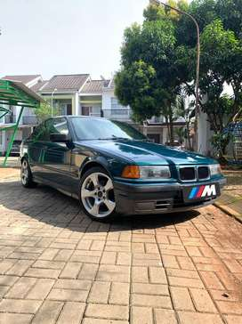 BMW E36 318i Hijau Boston Original