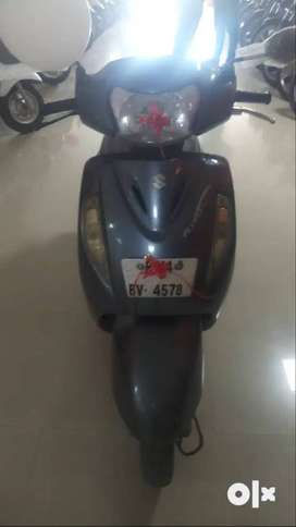 Good Condition Suzuki  Access  Uz with Warranty | CSLM 4578 Jaipur