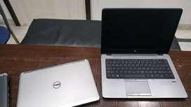 Laptop Dell cor i5 4gen 4gb ram 128gb ssd win10