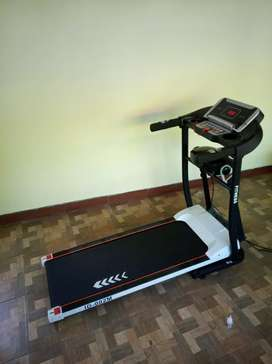 New Treadmill elektrik dua fungsi Best 002 M home use class