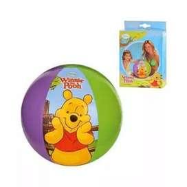 Bola Main / Bola Renang / Pantai Disney Winnie the Pooh Beach Ball,