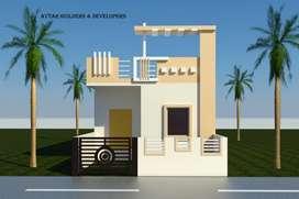 1BHK Houses and Plots for sale at Junwani Road kohka Bhilai