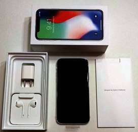iPhone X new like condition with bill