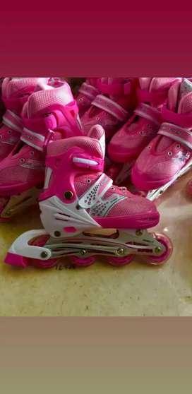 dijual sepatu roda murah / inline skate anak dan dewasa