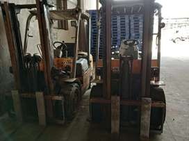 3ton ACE forklifts . Also available for rent all gujarat 9824*686*343