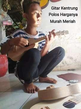 Gitar kentrung mas Ari
