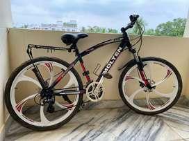 Avon molten gear bicycle