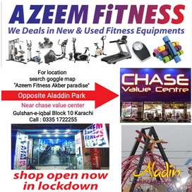 Fitness Cardio Exercise Equipments Selling