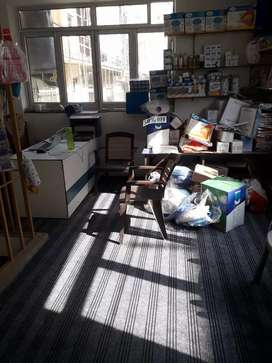 I want to give my office on rent