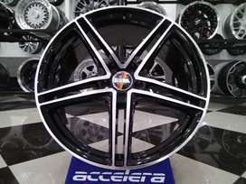 velg mobil HSR R2O for camry accord new