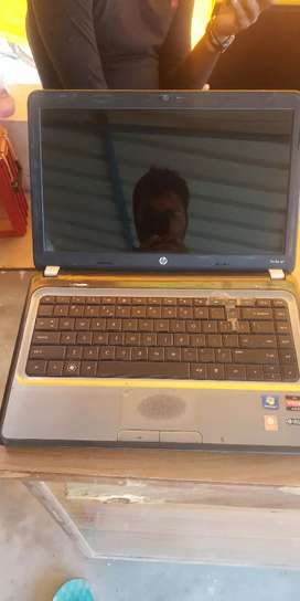 Laptop hp good condition