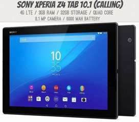 Top Offer Brand New Sony Xperia Z4 Gaming Tab 3gb/32gb 4g Lte Calling