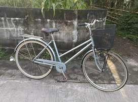 sepeda jepang ori terawat