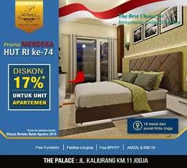 Aceh Ayo Investasi Pintar di Condotel The Palace (Kawasan Emas)