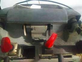 Silica duo Key cutting machine