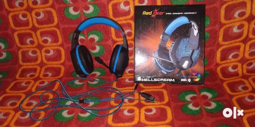 Redgear headphone 0