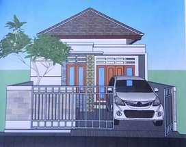 SISA 1unit Inden T36/50 di Wayan Gentuh Dalung