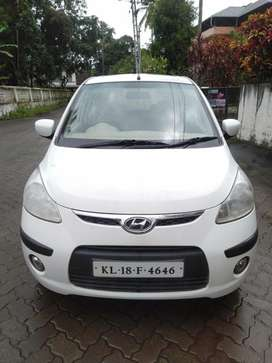 Hyundai I10 Asta 1.2 Automatic with Sunroof, 2010, Petrol