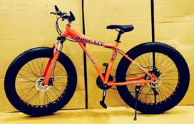 Brand new fat tyre cycle