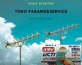 Agen Ahli Pasang Sinyal Antena Tv Condet