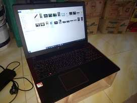 Laptop Asus X550IK -BX001T Gaming Power By Quad Core AMD