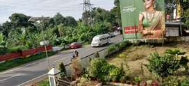 19 Cent Commercial or Resid-Plot for sale in Kottayam MC Road facing