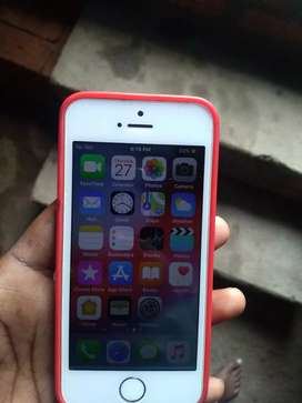 I phone 5s 16gb no bill only original charger available