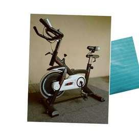 Sepeda Statis Spinning Bike Racer ( BG Sport )