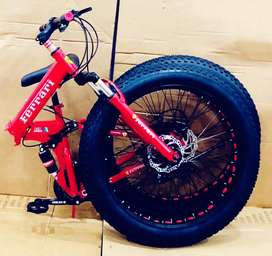 Fat tyre cycle bmw x6