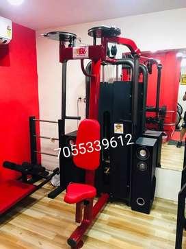 You gym machines