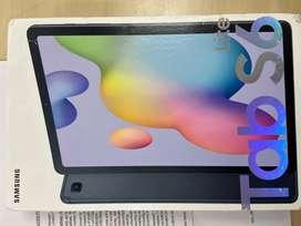 New tab samsung S6 llite
