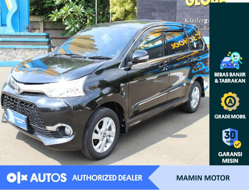 [OLX Autos] Toyota Avanza Veloz 2018 1.3 G A/T Hitam #Mamin Motor 0