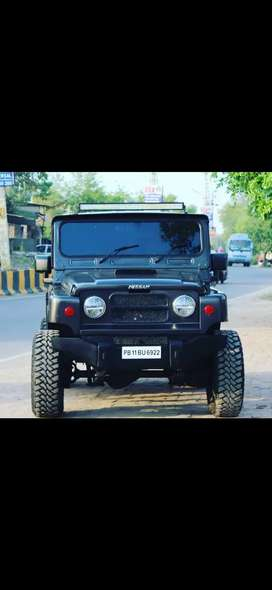 Modified jeep by bombay jeeps, Willy, mahindra Jeep
