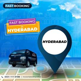Fast Booking Hyderabad