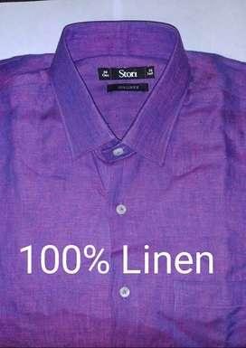 Pure linen shirt size medium