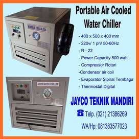 water chiiler portabel 1 pk