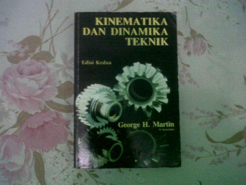 buku asli kinematika dinamika teknik edisi kedua martin erlangga 0